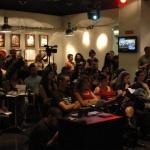 Press Conference at FNAC Almada