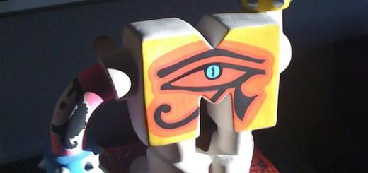 Moonspell MTV doll toy back