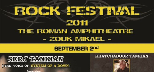 rock festival 2011 beirut