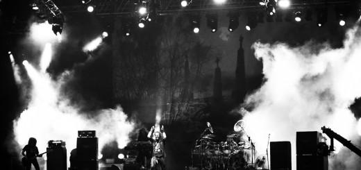 Moonspell na Masters of Rock 2011. Foto: Marius Sachtikus