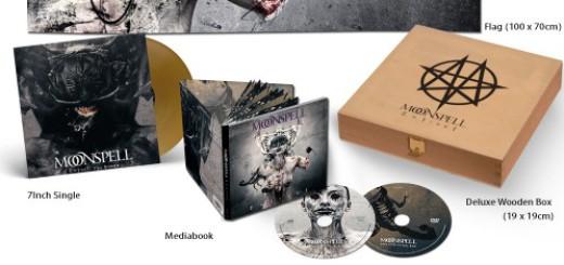 LTD Deluxe Wooden Box